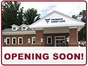 East Parham Road, Laurel Park, Henrico for Fredericksburg Nephrology Associates, Inc.